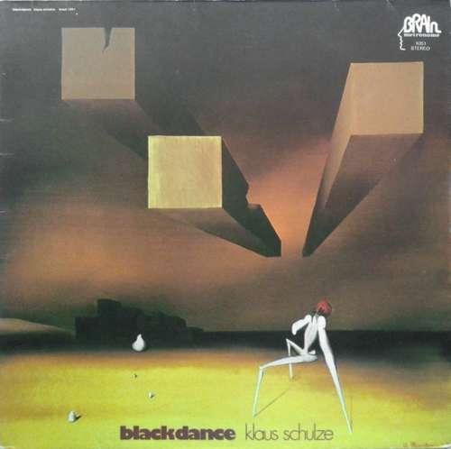 Cover zu Klaus Schulze - Blackdance (LP, Album, RE, Gat) Schallplatten Ankauf