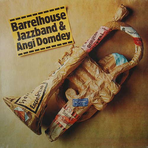 Cover Barrelhouse Jazzband & Angi Domdey - Rebecca, Rebecca, Take Your Fat Legs Offa Me (LP, Album) Schallplatten Ankauf