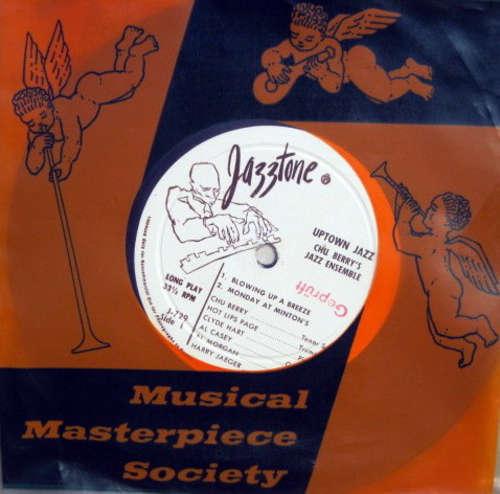 Bild Chu Berry's Jazz Ensemble* / Hawkins - Tatum All Stars - Uptown Jazz (7) Schallplatten Ankauf
