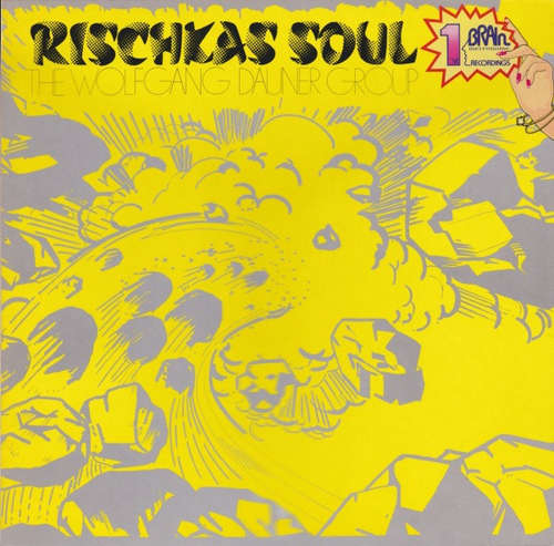 Cover zu The Wolfgang Dauner Group* - Rischkas Soul (LP, Album, RE) Schallplatten Ankauf
