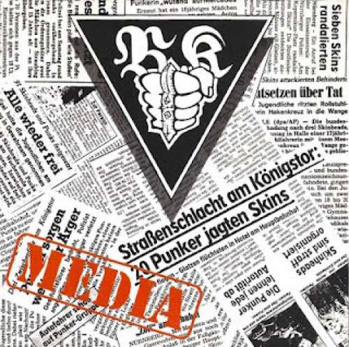 Bild Brassknuckles - Media (7, EP, Ltd, Num) Schallplatten Ankauf