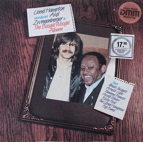 Cover Lionel Hampton Introduces Axel Zwingenberger - The Boogie Woogie Album (LP, Album) Schallplatten Ankauf