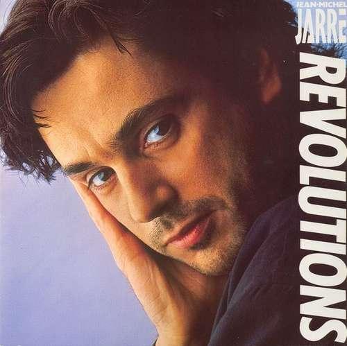 Cover Jean-Michel Jarre - Revolutions (LP, Album) Schallplatten Ankauf