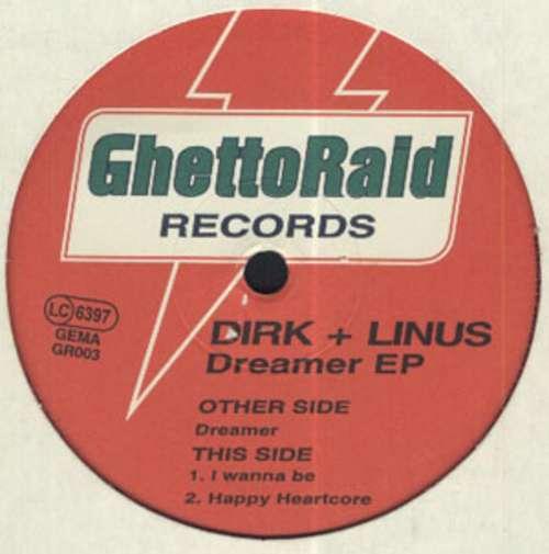 Bild Dirk* + Linus* - Dreamer EP (12, EP) Schallplatten Ankauf