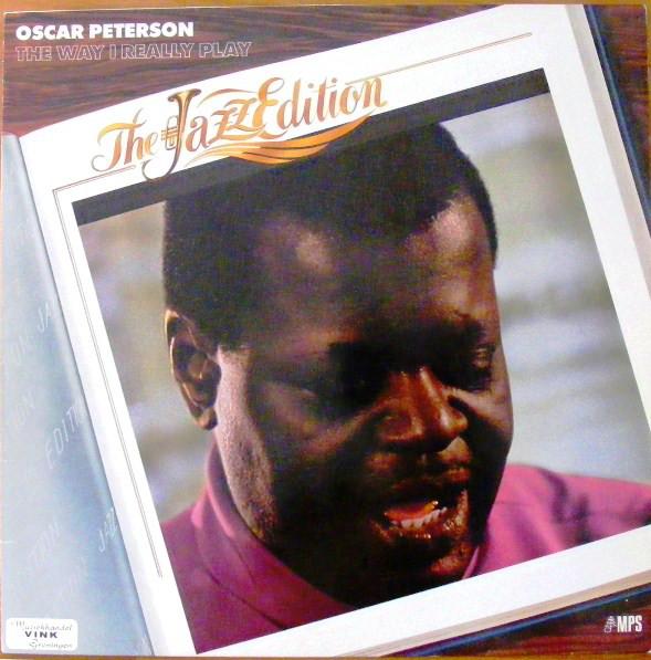 Bild Oscar Peterson - The Way I Really Play (LP, Album, RE) Schallplatten Ankauf