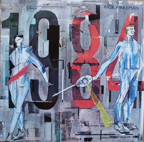 Bild Rick Wakeman - 1984 (LP, Album) Schallplatten Ankauf