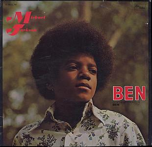 Cover Michael Jackson - Ben (LP, Album) Schallplatten Ankauf