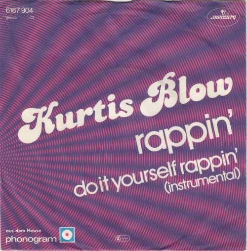 Bild Kurtis Blow - Rappin' (7, Single) Schallplatten Ankauf