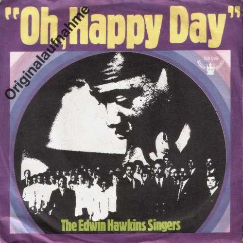 Cover The Edwin Hawkins Singers* - Oh, Happy Day (7, Single, Mono) Schallplatten Ankauf