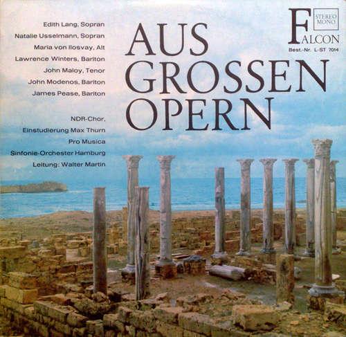 Bild Various - Aus Grossen Opern / Aus Großen Opern (LP, Comp) Schallplatten Ankauf