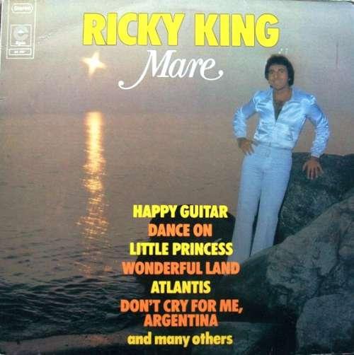 Cover zu Ricky King - Mare (LP, Album) Schallplatten Ankauf