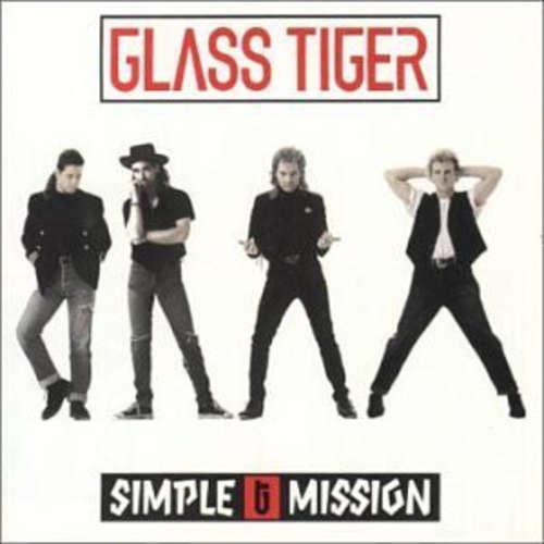 Cover Glass Tiger - Simple Mission (LP, Album) Schallplatten Ankauf