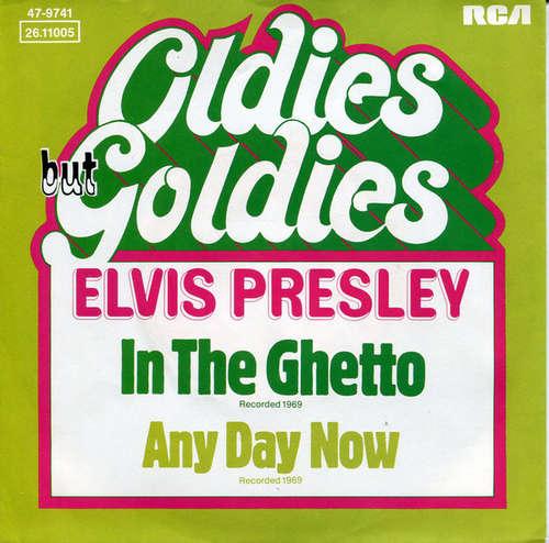 Cover Elvis Presley - In The Ghetto (7, Single, RE) Schallplatten Ankauf