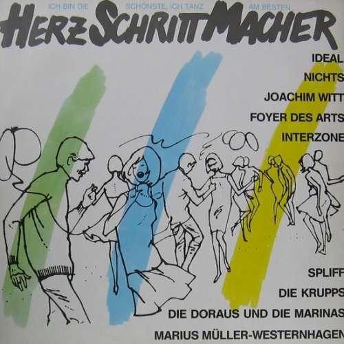 Cover Various - Herz Schritt Macher (LP, Comp) Schallplatten Ankauf