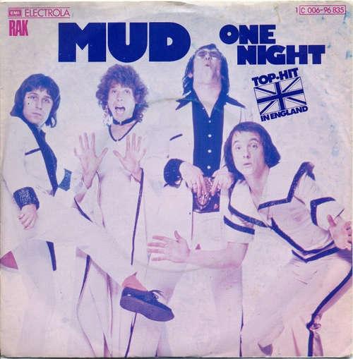 Bild Mud - One Night (7, Single) Schallplatten Ankauf