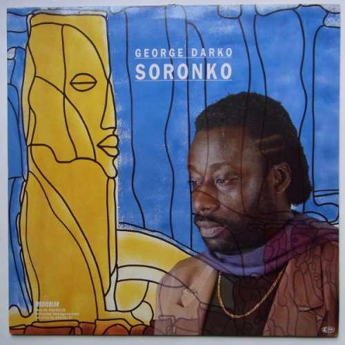 Cover George Darko - Soronko (LP) Schallplatten Ankauf