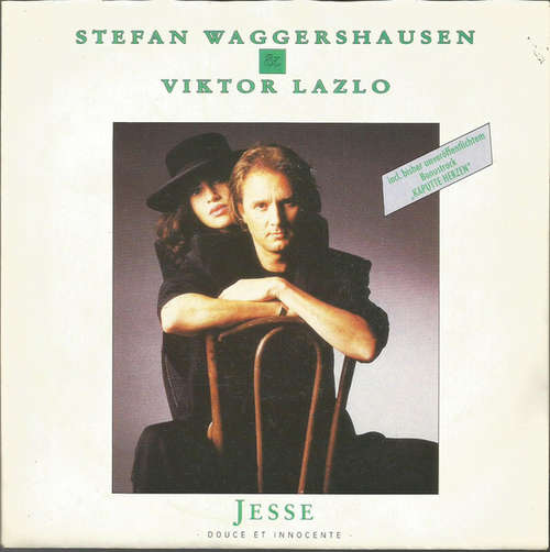 Bild Stefan Waggershausen & Viktor Lazlo - Jesse (Douce Et Innocente) (7, Single) Schallplatten Ankauf