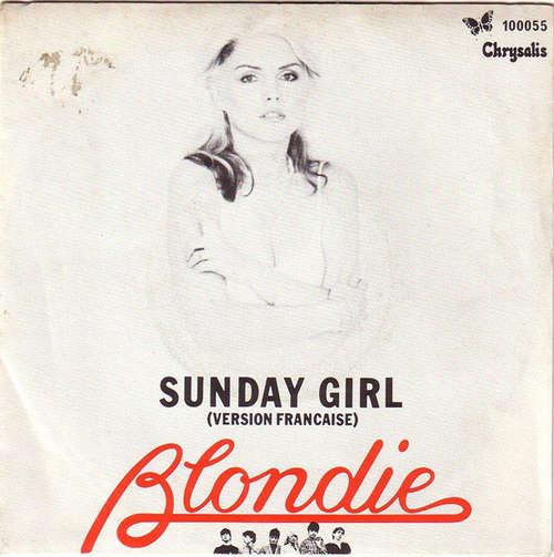 Bild Blondie - Sunday Girl (Version Francaise) / Heart Of Glass (7, Single) Schallplatten Ankauf