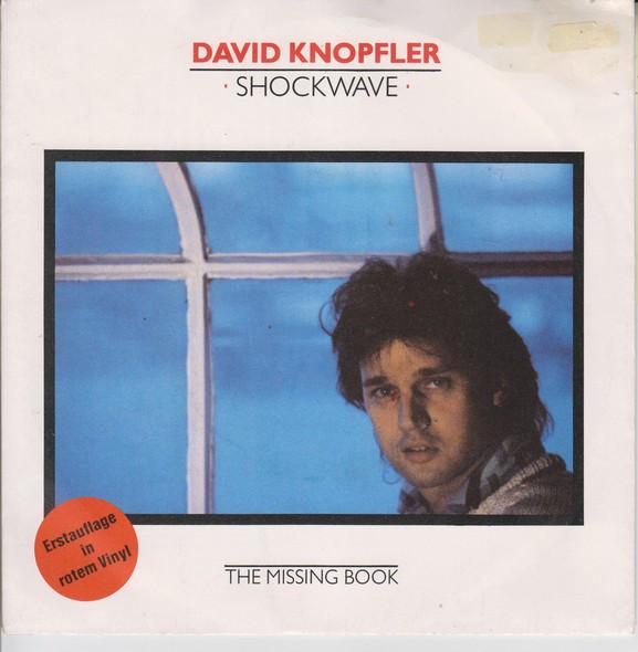 Bild David Knopfler - Shockwave (7, Single, Red) Schallplatten Ankauf