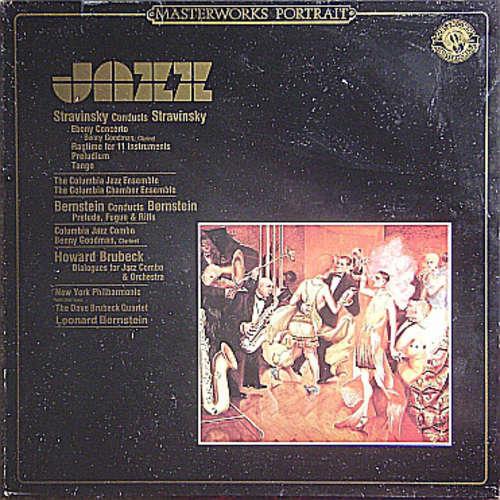 Bild Stravinsky* / Bernstein* / Brubeck* - Stravinsky / Bernstein / Brubeck - Jazz (LP, Comp) Schallplatten Ankauf