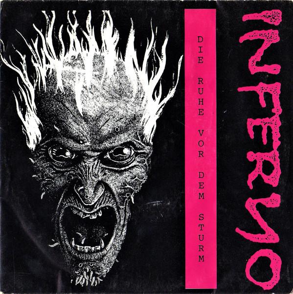 Cover Inferno (3) - Die Ruhe Vor Dem Sturm (7) Schallplatten Ankauf