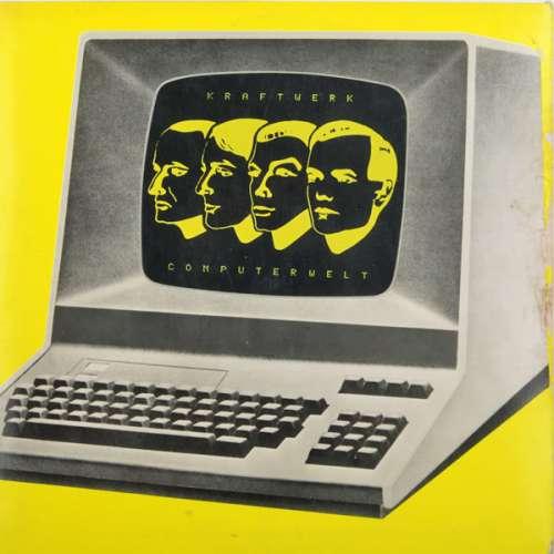 Cover zu Kraftwerk - Computerwelt (LP, Album) Schallplatten Ankauf