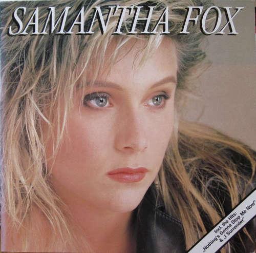 Bild Samantha Fox - Samantha Fox (LP, Album) Schallplatten Ankauf