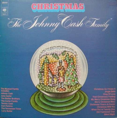 Bild The Johnny Cash Family - Christmas (LP, Album, Gat) Schallplatten Ankauf