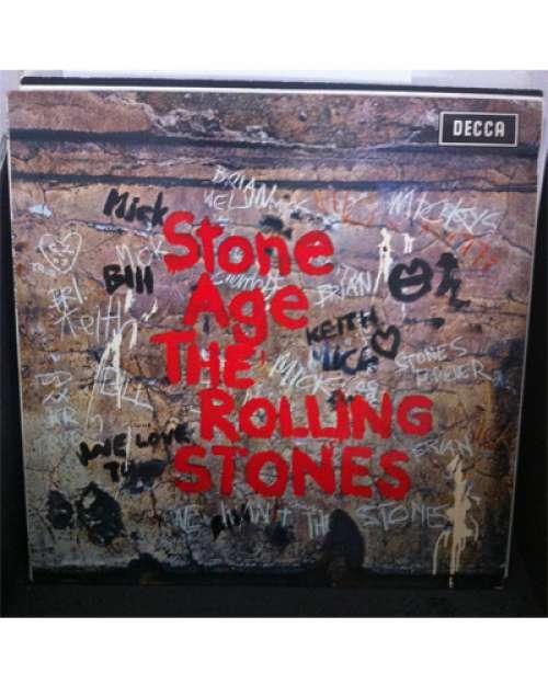 Cover The Rolling Stones - Stone Age (LP, Comp) Schallplatten Ankauf