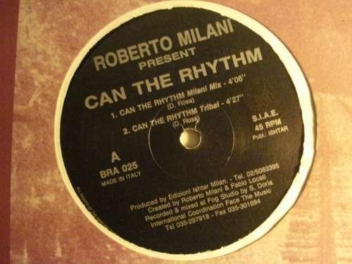 Cover Roberto Milani (2) - Can The Rhythm (12) Schallplatten Ankauf