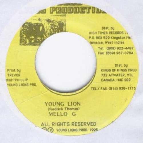 Bild Mello G - Young Lion (7) Schallplatten Ankauf