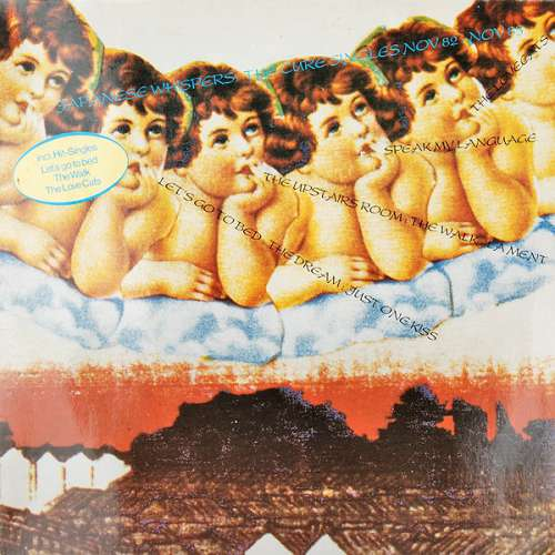 Cover The Cure - Japanese Whispers (LP, Comp) Schallplatten Ankauf