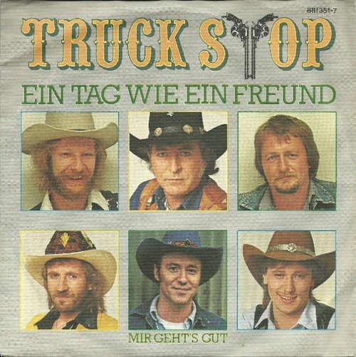 Bild Truck Stop (2) - Ein Tag Wie Ein Freund (7, Single) Schallplatten Ankauf