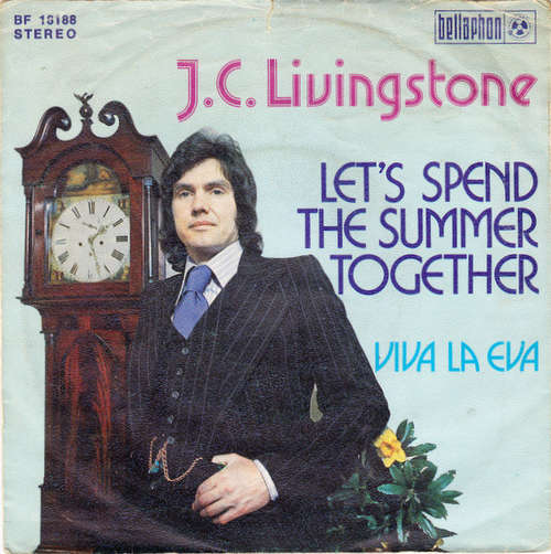 Cover zu J. C. Livingstone - Let's Spend The Summer Together (7, Single) Schallplatten Ankauf