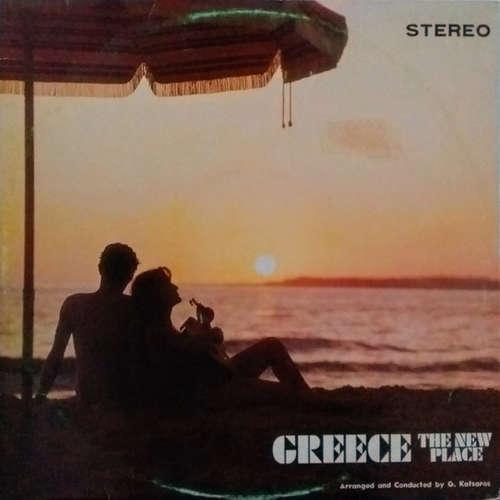 Cover G. Katsaros* - Greece - The New Place (LP, Album, Promo) Schallplatten Ankauf