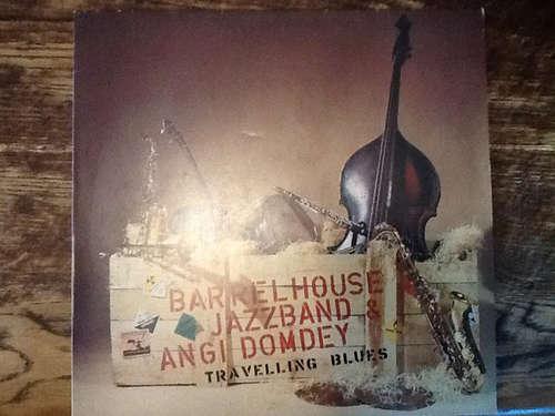 Cover Barrelhouse Jazzband & Angi Domdey - Travelling Blues (LP) Schallplatten Ankauf
