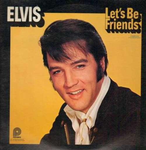 Cover Elvis Presley - Let's Be Friends (LP, Comp, RE) Schallplatten Ankauf