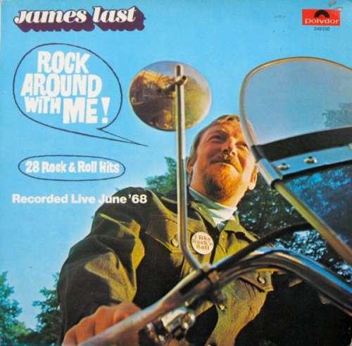 Bild James Last - Rock Around With Me! (LP, Album) Schallplatten Ankauf