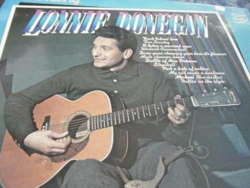 Bild Lonnie Donegan - The Hits Of Lonnie Donegan (LP, Comp) Schallplatten Ankauf