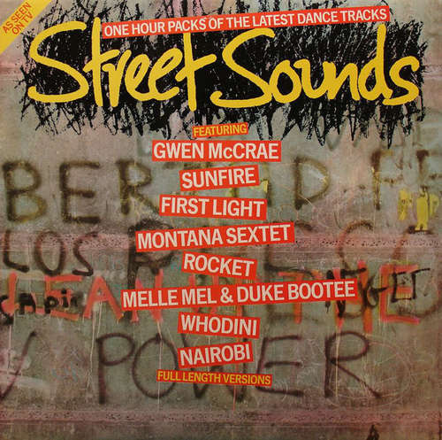 Cover Various - Street Sounds Edition 2 (LP, Comp) Schallplatten Ankauf