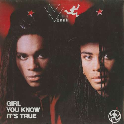 Cover Milli Vanilli - Girl You Know It's True (12, Maxi) Schallplatten Ankauf
