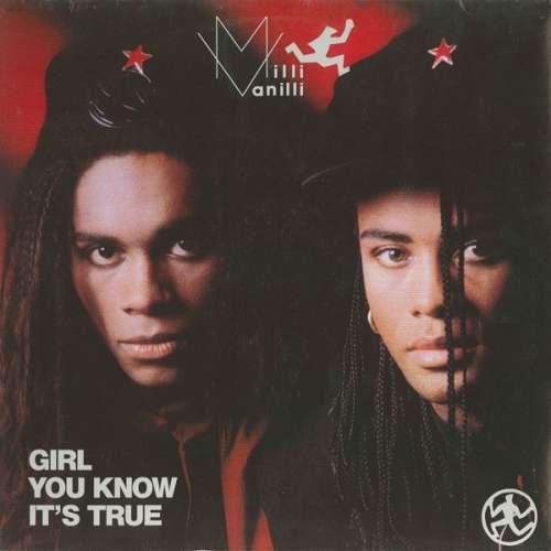 Bild Milli Vanilli - Girl You Know It's True (12, Maxi) Schallplatten Ankauf