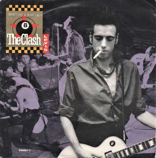 Cover The Clash / BAD II* - Should I Stay Or Should I Go / Rush (7, Single, Lar) Schallplatten Ankauf