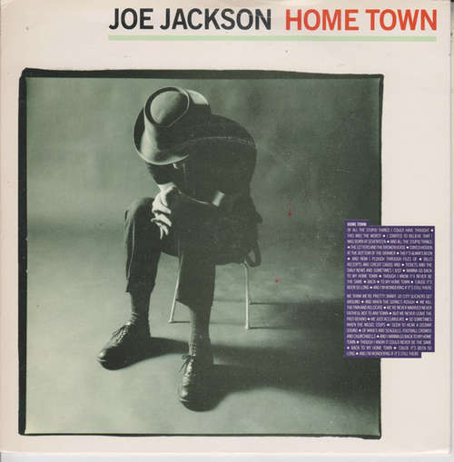 Cover Joe Jackson - Home Town (7, Single) Schallplatten Ankauf