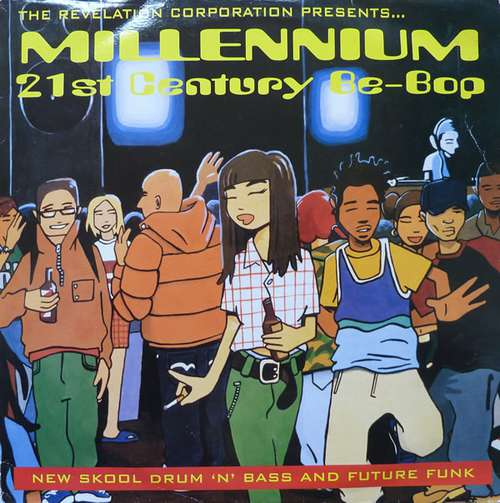 Cover The Revelation Corporation* Presents... Various - Millennium - 21st Century Be-Bop (2xLP, Comp) Schallplatten Ankauf
