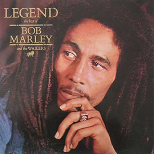 Cover Bob Marley And The Wailers* - Legend (The Best Of Bob Marley And The Wailers) (LP, Comp, Gat) Schallplatten Ankauf