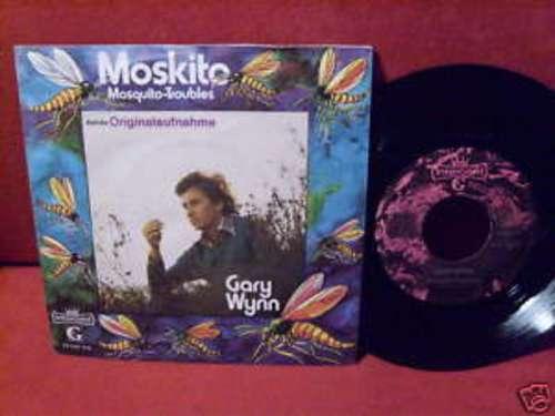 Cover Gary Wynn - Moskito (7, Single) Schallplatten Ankauf
