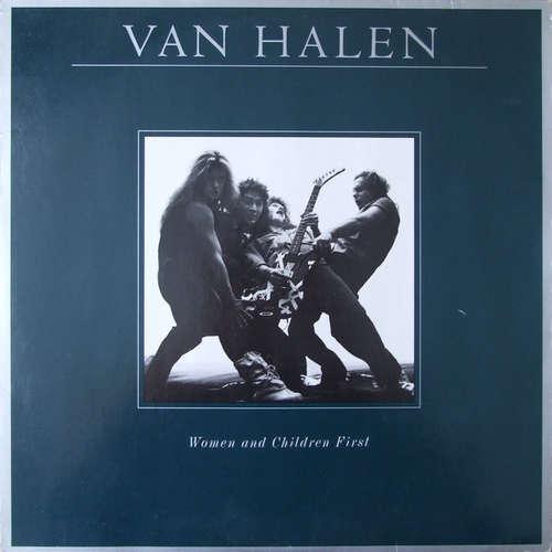 Bild Van Halen - Women And Children First (LP, Album, Club) Schallplatten Ankauf