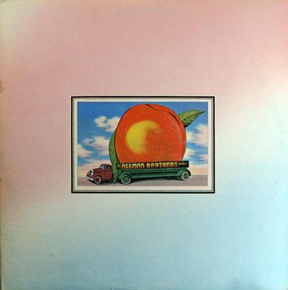 Bild The Allman Brothers Band - Eat A Peach (2xLP, Album, Club, Gat) Schallplatten Ankauf