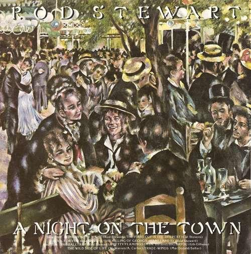 Bild Rod Stewart - A Night On The Town (LP, Album) Schallplatten Ankauf